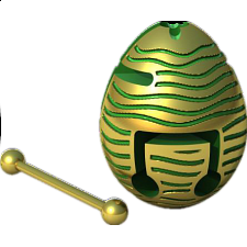 Smart Egg  Labyrinth Puzzle - Hive -