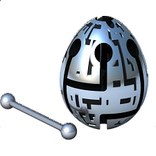 Smart Egg Labyrinth Puzzle - Techno -