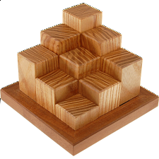 Cascade - European Wood Puzzles