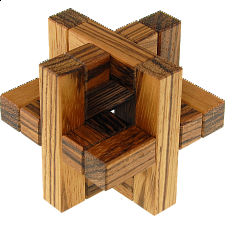 Space Axis - European Wood Puzzles