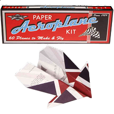 Paper Aeroplane Kit - Games & Toys