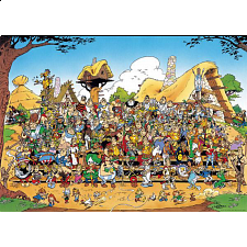 Asterix: Family Portrait - 1000 Pieces