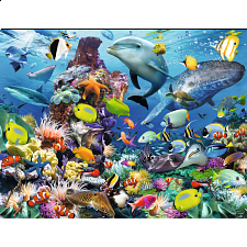 Underwater - 1001 - 5000 Pieces