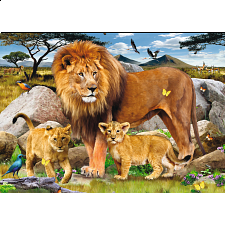 Lions Pride - 500-999 Pieces