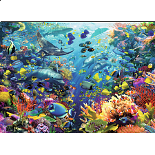 Underwater Paradise - 6000 - 40320 Pieces