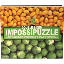 Double-sided Impossipuzzle: Beans & Sprouts