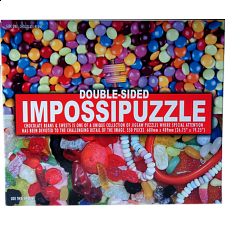 Double-sided Impossipuzzle: Sweeties - Impossibles
