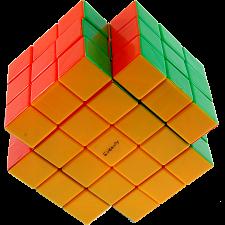 3x3x5 X-Shaped-Cube with Evgeniy logo - Stickerless -