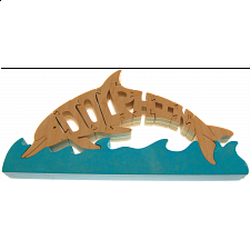 Dolphin - Wooden Jigsaw - Search Results