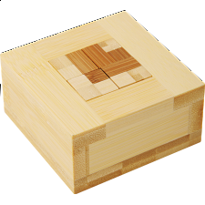 Funzzle - Bamboo Wood Puzzle - Beta - Puzzle Master Wood Puzzles