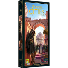 7 Wonders: Cities - Board Games