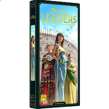 7 Wonders: Leaders - Family Games