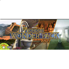 7 Wonders: Wonder Pack - Strategy Games