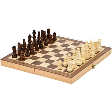 Classic Travel Chess Set - Chess Sets - Board & Pieces