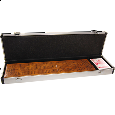 Aluminum Cribbage Set -