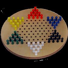 17 inch Jumbo Chinese Checkers -