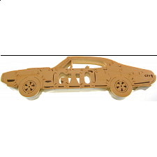 Pontiac GTO - Wooden Jigsaw - Search Results