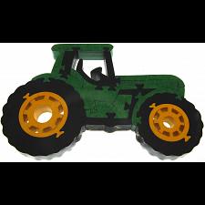 John Deere Tractor - Wooden Jigsaw