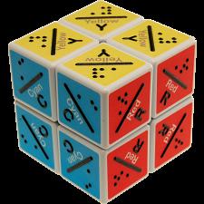 2x2x2 Braille Cube 2