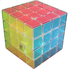 East Sheen Transparent 4x4x4 Cube - Other Rotational Puzzles