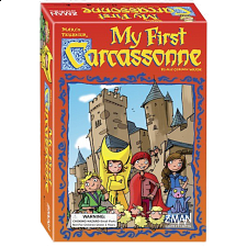 My First Carcassonne - Family Games