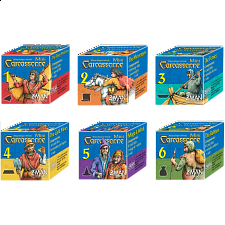 Carcassonne Mini-expansions - Set of 6 - Strategy - Logical