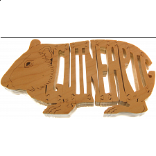 Guinea Pig - Wooden Jigsaw - Search Results