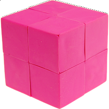 Randy's Cube - Pink