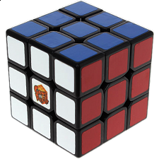 Gans III 3x3x3 Version II Speed Cube - Black Body