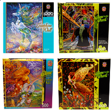 Jigsaw Puzzle Value Set - Fantasy