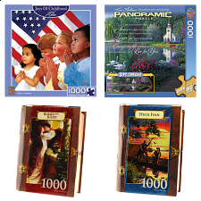 Jigsaw Puzzle Value Set - Classic