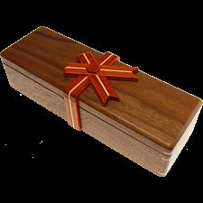 Letter Box D-3 - Japanese Puzzle Boxes