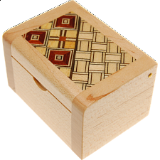 Fake Box - Japanese Puzzle Boxes