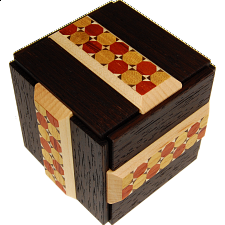 Triskele Kagome - Other Japanese Puzzle Boxes