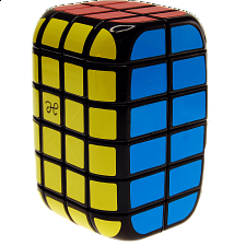 Hunter Pillow 2x4x6 Cuboid - Black Body - Rubik's Cube & Others