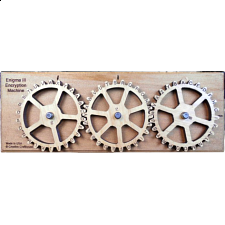 Enigma III Encryption Machine - Other Wood Puzzles
