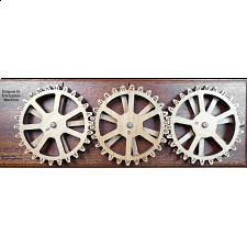 Enigma IV Encryption Machine - Wood Puzzles