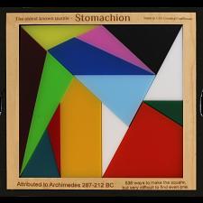 Stomachion - Archemedes Puzzle -