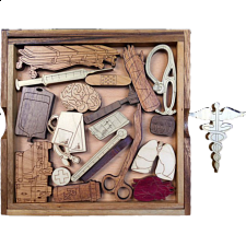 Medical Emergency Puzzle -