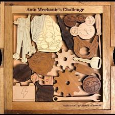 Auto Mechanic's Challenge -