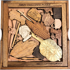 Army Challenge Puzzle - Designers