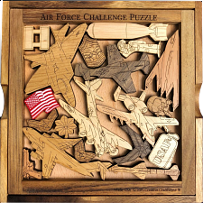 Air Force Challenge Puzzle - Other Wood Puzzles
