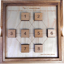 No Connections - Wood Puzzles