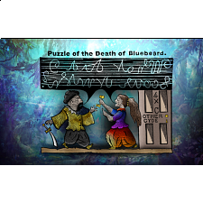Puzzle of the Death of Bluebeard -