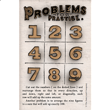 Problems for Practice -