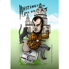 Whitington and his Cat -