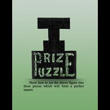 T Prize Puzzle -