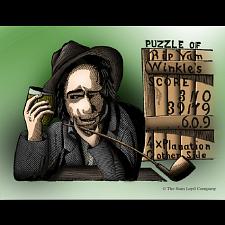 Puzzle of Rip Van Winkle's Score -