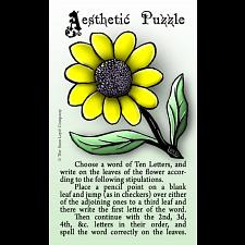 Aesthetic Puzzle -