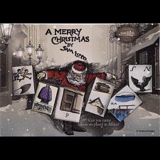 A Merry Christmas Card -